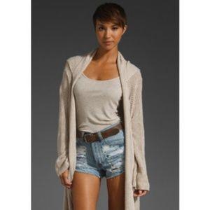 *RARE* Brandy Melville Lina Hooded Sweater